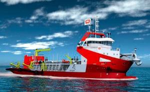 Buques de servicio y buques especiales