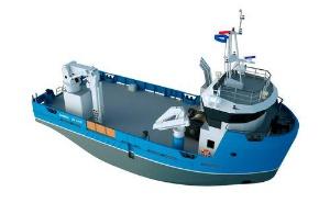 Barcos de servicio y barcos de trabajo