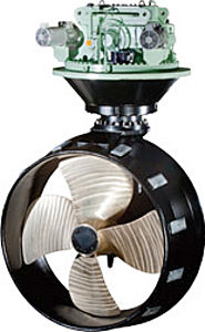 propulsor-acimutal