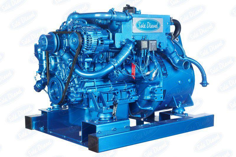 0e1da3bbdb484 Grupo electrógeno para barco   diésel - 8 GT GTC - Solé Diesel