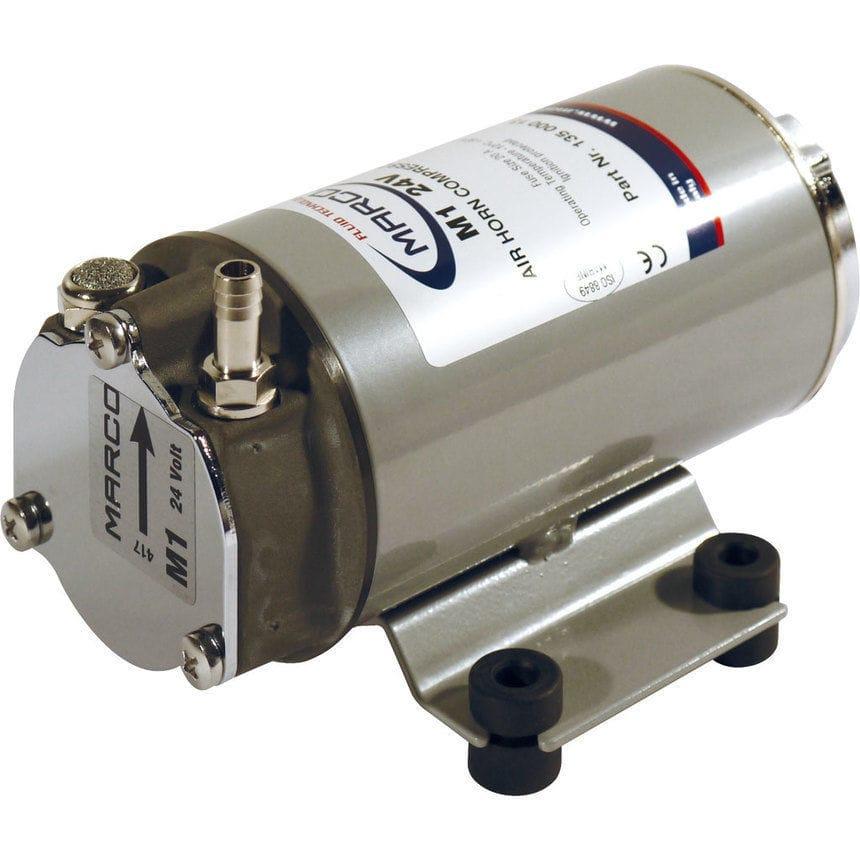 Compresor para buque / de paletas sin aceite - M1 - Marco