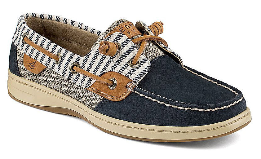 Zapatos de cubierta / para mujer BLUEFISH MARINER STRIPE 2,EYE Sperry Top Sider