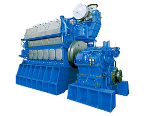 Motor para buque diésel / Tier 1 - 6DEM-28 / 6DKM-28e - Daihatsu