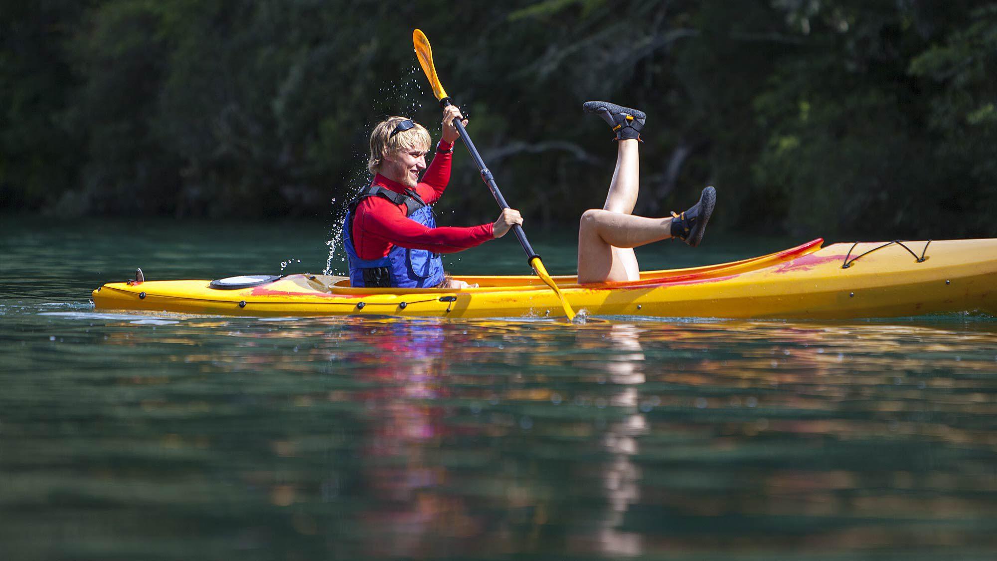 Resultado de imagen para Kayaks Rígidos que son