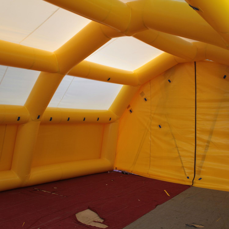 Cubierta técnica para barco - Vector Inflatables