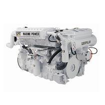 Motor para uso profesional / intraborda / de propulsión / diésel