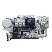 Motor intraborda / diésel / turbo / inyección directa