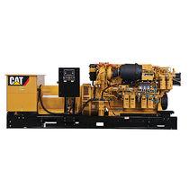Grupo electrógeno para buque / diésel / de velocidad media