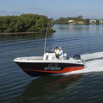 Barco open fueraborda / de pesca deportiva / 8 personas máx. / con T-top