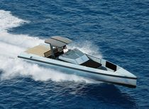 Barco open intraborda / embarcación auxiliar para mega-yate