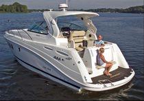 Barco cabinado intraborda / open / con 6 literas / con solárium