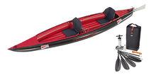 Kayak sit-on-top / inflable / de recreo / de travesía