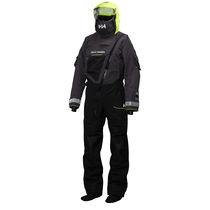 Traje de navegación en altamar / traje impermeable / de una pieza / con capucha