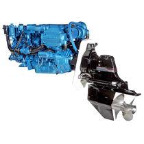 Motor para barco profesional / intraborda / intraborda stern-drive / diésel