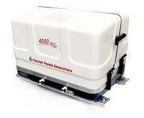Grupo electrógeno para barco / diésel / con regulador de carga de batería