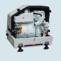 Grupo electrógeno para barco / diésel / de alta velocidad / insonorizado
