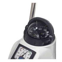 Brújula de navegación para barco / magnética / horizontal / en bitácora