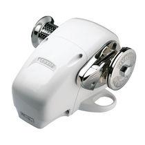 Molinete para barco / horizontal / eléctrico / tambor doble