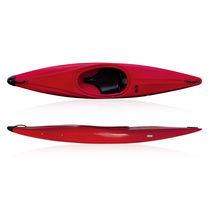 Kayak cerrado / rígido / de iniciación / de aguas bravas