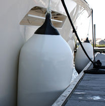 Defensa para barco / cilíndrica / inflable