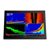 Marino plotter / para sónar / radar / para barco