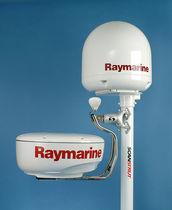 Soporte de antena radar / de aluminio / con autonivelación