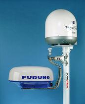 Soporte de antena radar / Satcom / GPS / de aluminio