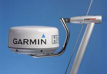 Soporte de antena radar / de acero inoxidable / con autonivelación