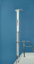 Soporte de antena radar / Satcom / de aluminio