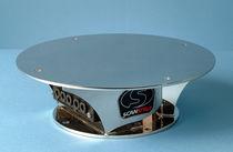Soporte de antena Satcom / de acero inoxidable
