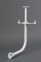 Soporte de antena GPS / de aluminio / poste