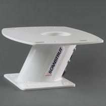 Soporte de antena Satcom / de aluminio