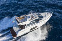 Barco cabinado intraborda / POD IPS / con fly / 12 personas máx.