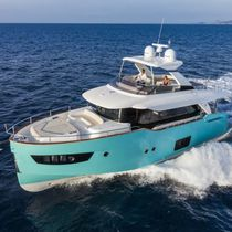 Yate a motor de crucero / trawler / con fly / POD IPS