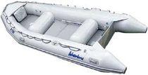 Embarcación neumática fueraborda / semirrígida / para condiciones extremas / 6 personas máx.