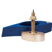 Sensor de temperatura / para barco / pasacascos / CHIRP