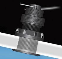 Sensor de temperatura del agua / para buque