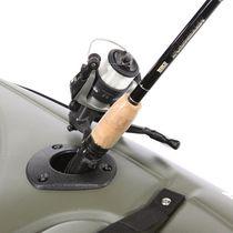 Portacañas de pesca para canoa y kayak / empotrada