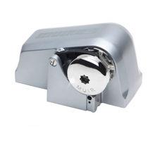 Molinete para barco / horizontal / eléctrico / tambor simple