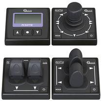 Panel de mando para barco / para hélices / de molinete / con alarma