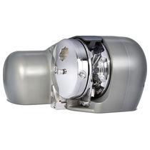 Molinete de barco / horizontal / eléctrico / tambor simple