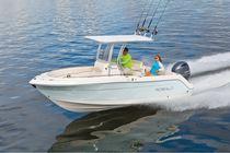 Barco open fueraborda / de pesca deportiva / 10 personas máx. / con T-top