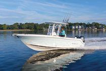 Barco open fueraborda / de pesca deportiva / 12 personas máx. / con T-top