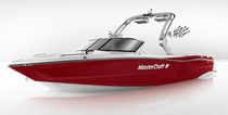 Runabout intraborda / bow-rider / con doble consola / de wakeboard