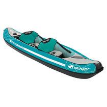 Kayak sit-on-top / inflable / de recreo / biplaza