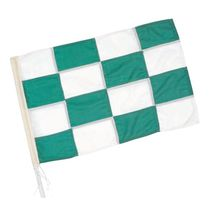 Código internacional nautico : bandera A