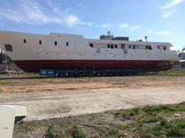 Remolque de carretera / para astillero naval / para aerodeslizador / para embarcación neumática