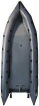 Barco de trabajo fueraborda / embarcación neumática semirrígida / embarcación neumática