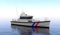 Barco de vigilancia intraborda
