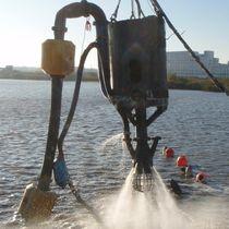 Bomba para buque / de dragado / de transferencia / de aguas